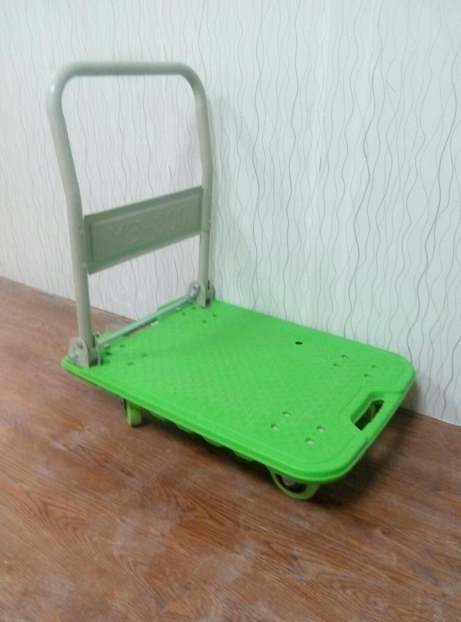 4 Wheels Hand Trolley